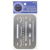 Metal Erasing Shield